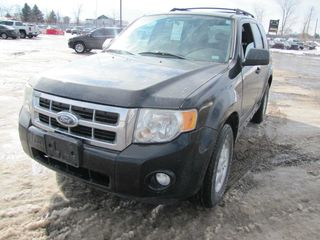 2008 FORD ESCAPE 211187 KMS