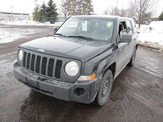 2010 JEEP PATRIOT 249575 KMS