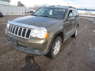 2009 JEEP GRAND CHEROKEE 268816 KMS