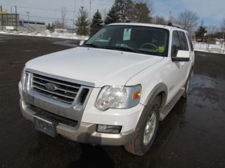 2007 FORD EXPlORER 190365 KMS