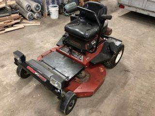 Swisher 17 5 hp Zero Turn lawnmower