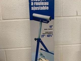 ROK Adjustable Roller Stand