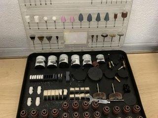 Jobmate Rotary Tool Accessory Set