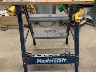 Mastercraft Portable Work Table