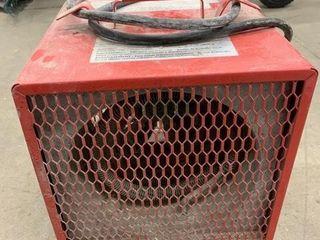 4800 Watt 240 Volt Shop Heater