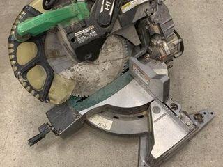 Hitachi C12FDH 12  Compound Miter Saw