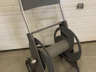 Garden Hose Roller Cart