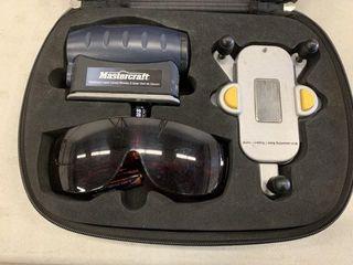 Mastercraft laser level Kit