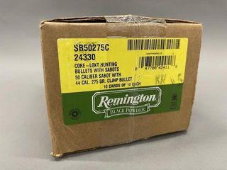 Remington 50 Caliber Sabots Case
