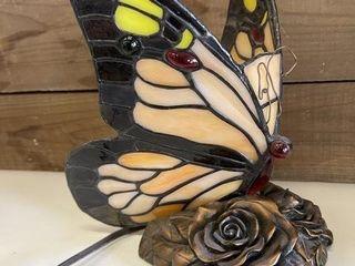 Unusual Monarch Butterfly lamp