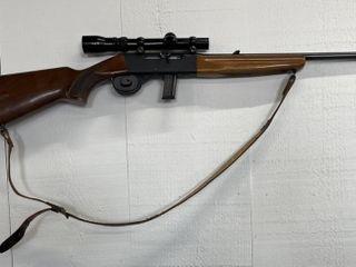 Anschutz Model 520  22 long Rifle