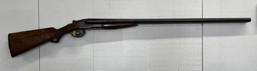 Wards Hercules 12Ga Side x Side Shotgun