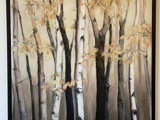 Modern Art Canvas Print by Mark Hageman