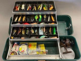 loaded Umco Tackle Box