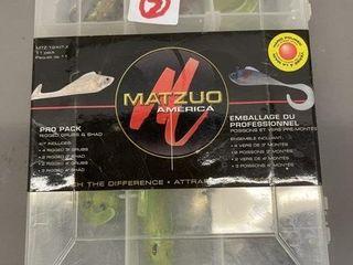 Matzuo Pro Pac Set