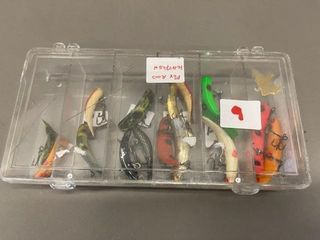 lot of Fly Size Flatfish lures