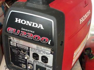 2019 Honda EU 2200i Companion Inverter Generator