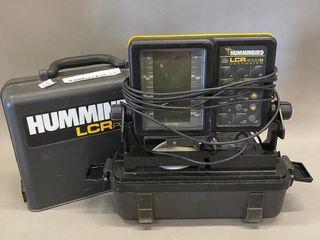 Humminbird lCR4000D Fish Finder