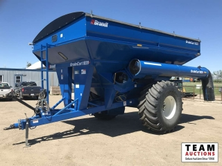Aug 7 (9 AM) - Aug 10 (9 AM) Unreserved Timed Real Estate and Equipment Consignment Auction, Taber, AB 21HD