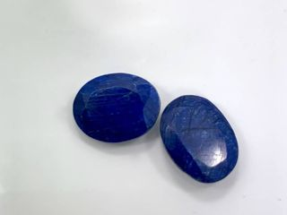 23 4ct Oval Sapphire