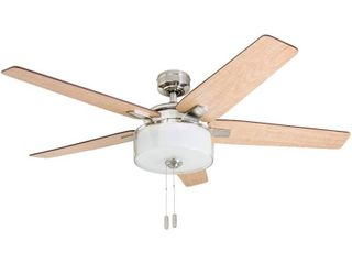 Prominence Home Cicero Modern Brush Fan