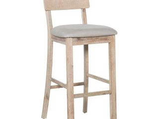 linon loren Single Bar Stool