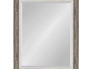 Kate and laurel Woodway Framed Decorative Wall Mirror