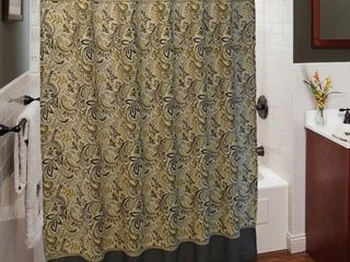 Sherry Kline Findlay Shower Curtain w  Hooks