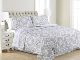 Harper lane Amara Quilt Set   King