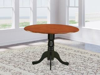 Copper Grove Karl Round Drop leaf Table Top