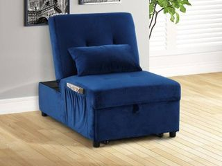 Best Master Furniture Multifunctional lounger Chaise Chair