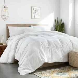 Downlite Home Year Round Warmth Comforter   Oversized King