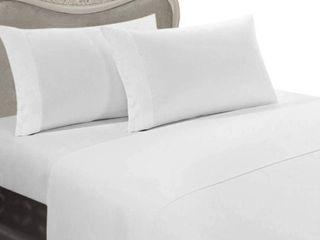 Porch  amp  Den Kaye 800 Thread Count Egyptian Cotton Bed Sheet Set   Queen