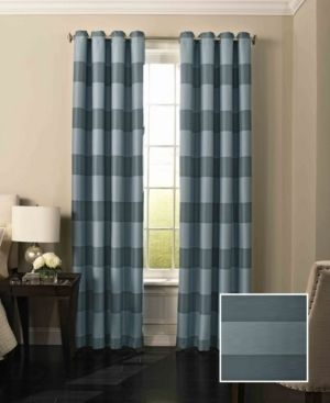 Beautyrest Gaultier Blackout Window Curtain Panels   Set of 2