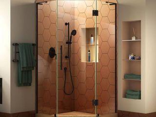 Prism Plus Shower Enclosure  INCOMPlETE ITEM