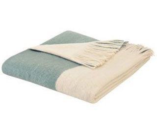 Carson Carrington Ventspils Faux Cashmere Throw Blanket