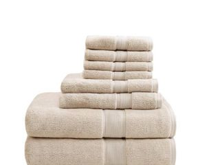 Madison Park Signature 800 GSM 100  Cotton Towel Set
