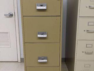 Schwab 1000 Fire Proof File Cabinet