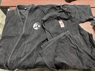 Karate Gear Size Xl