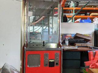 Big Top Claw Machine