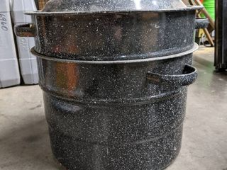 2  large Pots With One lid