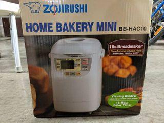 Home Bakery Mini 1lb Bread Maker