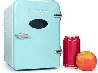 Nostalgia Retro 6 Can Personal Refrigerator RF6RRAQ