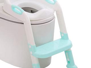 711Tek   Potty Training Seat   Blue White