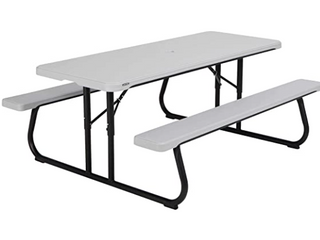 lifetime   Folding Picnic 6  Picnic Table   Model  260265