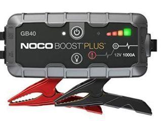 GB40 NOCO BOOST PlUS  lithium Jump Starter Box