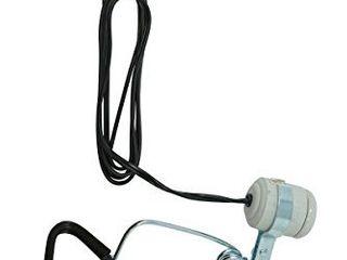 Woods 328 150 Watt Brooder Clamp lamp With Porcelain Socket  6 Foot  18 2 Gauge White