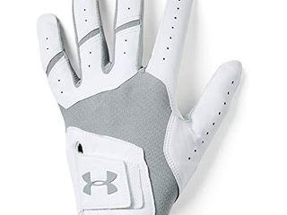Under Armour Men s UA Iso Chill Golf Gloves   Steel  035 Steel   left Hand Medium