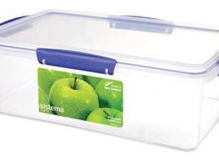 Sistema KlIP IT Rectangular Collection Food Storage Container 236 Oz