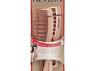 Revlon Anti Static Hair Combs